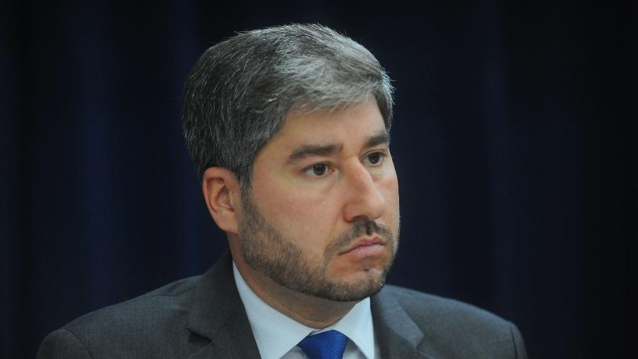 O deputado estadual Fernando Cury (Cidadania) está afastado por importunação sexual contra a colega Isa Penna (PSOL) - Arquivo Agência Alesp