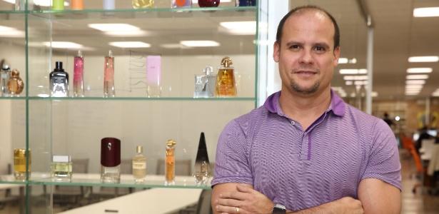 Serodio, 41: deixou carreira executiva e investiu em salão falido, antes de criar site