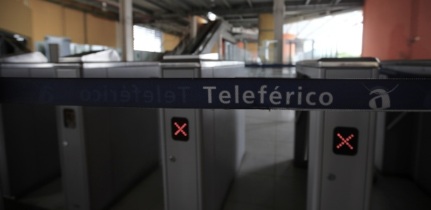 Fechado desde setembro, teleférico do Alemão não tem data para voltar a funcionar