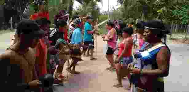 Índios gamelas, que vivem na área amazônica do Maranhão - Cimi