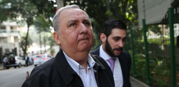 o empresário José Carlos Bumlai