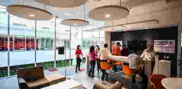 8 - Novo escritório da Nokia no Brasil - Fernando Moraes/UOL - Fernando Moraes/UOL