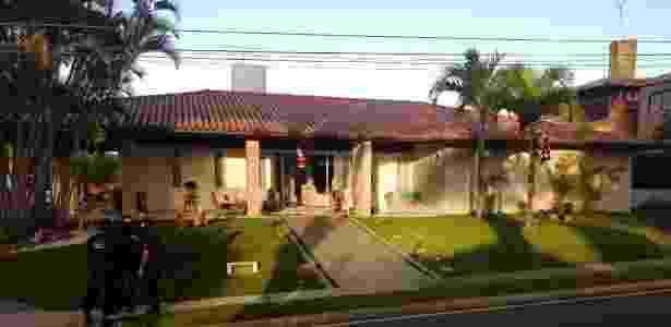 Erik da Silva Ferraz foi encontrado na mansão onde morava, em um condomínio de luxo em Maceió - Divulgação/Polícia Federal