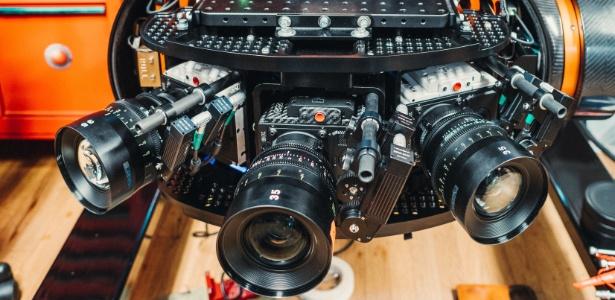 Câmeras que ajudaram diretor de fotografia a criar vídeo com resolução 12K