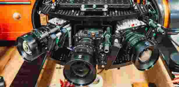 Câmeras que ajudaram diretor de fotografia a criar vídeo com resolução 12K - Reprodução/phfx