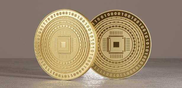 Terreno foi comprado com a moeda brasileira niobium coins - Getty Images/iStockphoto