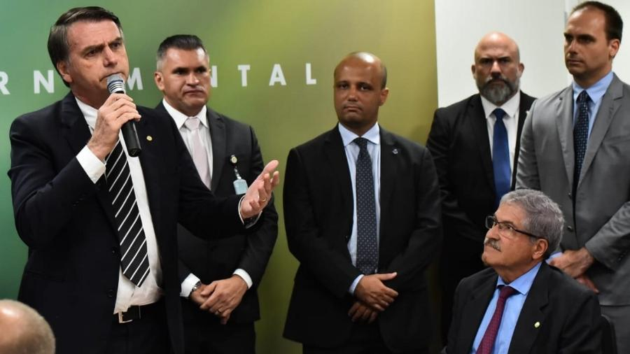 Divulgação/Governo de Transição