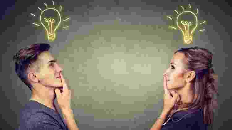 Ainda se sabe pouco sobre as diferenças de metabolismo cerebral entre homens e mulheres - Getty Images - Getty Images