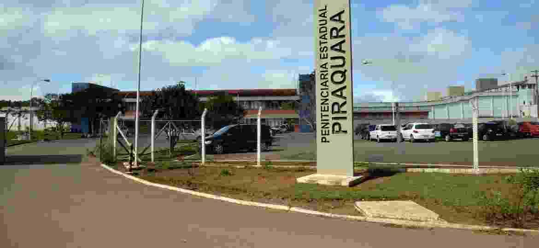 06.ago.2019: Penitenciaria Estadual de Piraquara - Reprodução