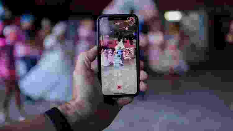 """Carnaval da Rosas de Ouro será dividido em dois: o desfile na avenida e a experiência digital no app """"Carnaval 4.0"""" - Igor Cantanhede/Divulgação - Igor Cantanhede/Divulgação"""