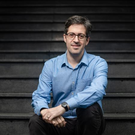 19.nov.2019 - Conrado Hübner Mendes, professor de direito constitucional da USP  - Zo Guimarães/Folhapress