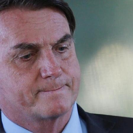 Presidente Jair Bolsonaro em Brasília - Adriano Machado