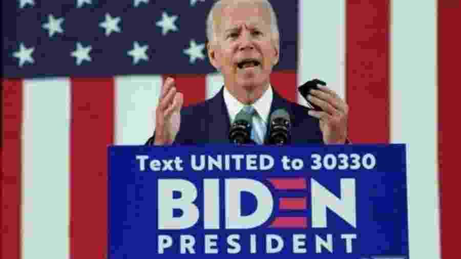 Revista britânica The Economist aponta que Joe Biden tem 90% de chances de vencer a eleição - Reuters