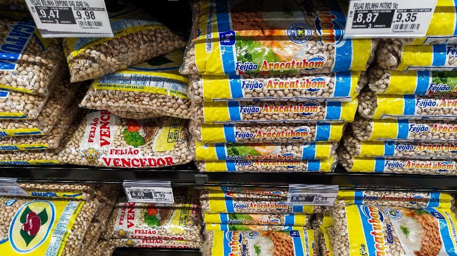 Resultado foi impulsionado por forte salto nos preços dos óleos vegetais, carnes e laticínios - Cadu Rolim/Fotoarena/Estadão Conteúdo