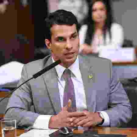 O senador Irajá (PSD-TO), apresentou hojesubstitutivo ao texto do Poder Executivo - Jefferson Rudy/Agência Senado