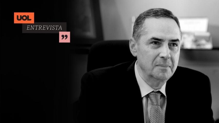 Luís Roberto Barroso, ministro do Supremo Tribunal Federal - Editoria de Arte/UOL