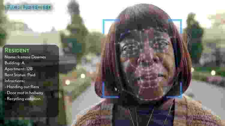 Reconhecimento facial foi implantado em condomínio no Brooklyn, Estados Unidos - Divulgação - Divulgação