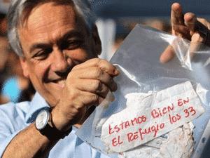 Presidente Piñera - HECTOR RETAMAL/AFP VIA GETTY IMAGES - HECTOR RETAMAL/AFP VIA GETTY IMAGES
