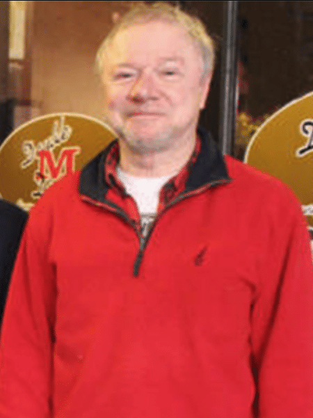 """""""Trump Man"""" se descreve como uma espécie de apoiador super-herói do ex-presidente dos EUA - Arquivo/Greenville Court"""
