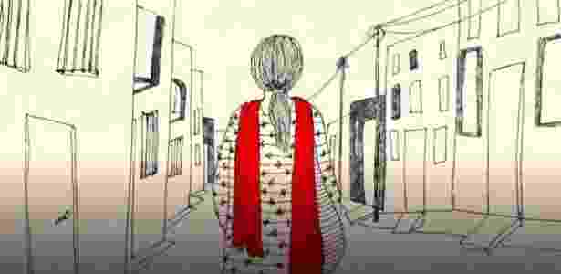 Geeta sozinha na vizinhança - BBC - BBC