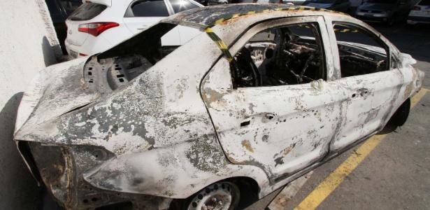 Queda de veículo que era usado por embaixador grego acordou morador de rua