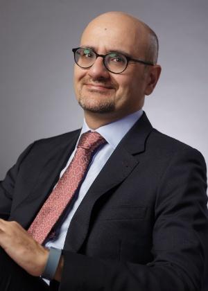 Wasim Mir, encarregado de negócios da embaixada do Reino Unido no Brasil