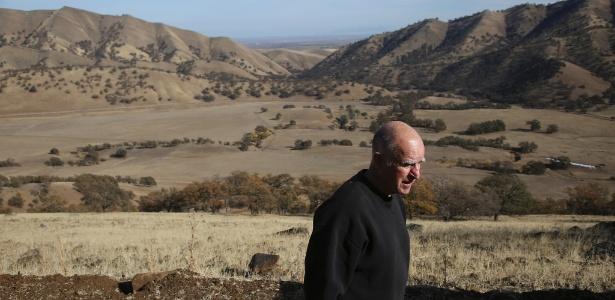 Jerry Brown, governador da Califórnia