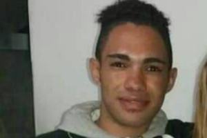 Ewerton Caique dos Santos Silva, 22 anos, morto por quatro homens em uma quadra de futebol na zona norte de SP