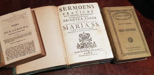 Obras do Padre Vieira, do Padre Manuel Bernardes e de Monte Alverne - Reinaldo Polito