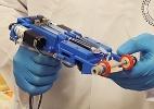 Uou! Impressora 3D portátil imprime pele diretamente nas feridas (Foto: Divulgação)