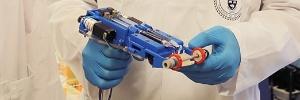 Impressora portátil de pele chega para revolucionar a cura de feridas (Foto: Divulgação)