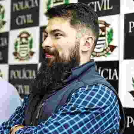 Paulo Bilynskyj, delegado em SP - Arquivo pessoal