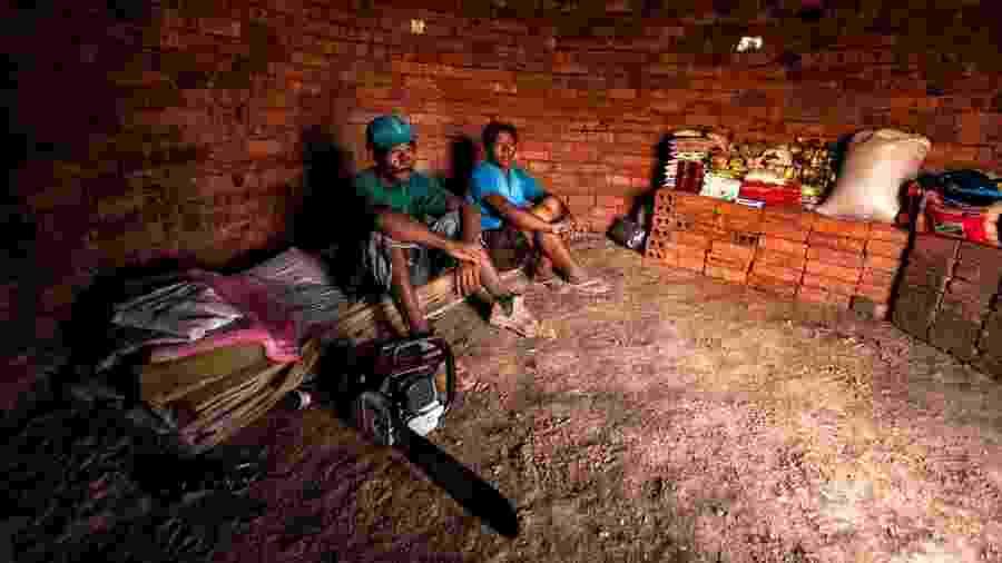 A cada cinco resgatados em trabalho escravo no Brasil, quatro são negros  - Sergio Carvalho - Subsecretaria de inspeção do trabalho do Ministério da Economia/Repórter Brasil