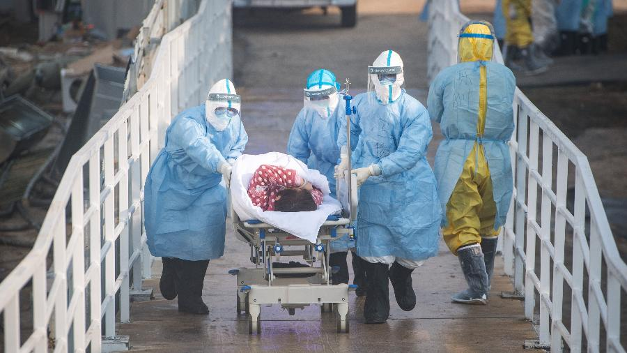 Hoje, a OMS considera a doença uma emergência global - Xinhua/Xiao Yijiu