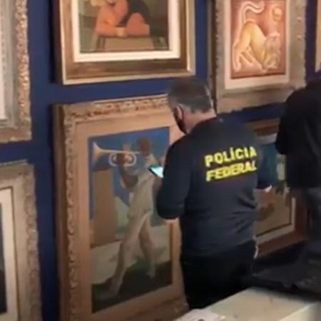 Operação Bellum da Polícia Federal cumpre mandado em Porto Alegre - Divulgação