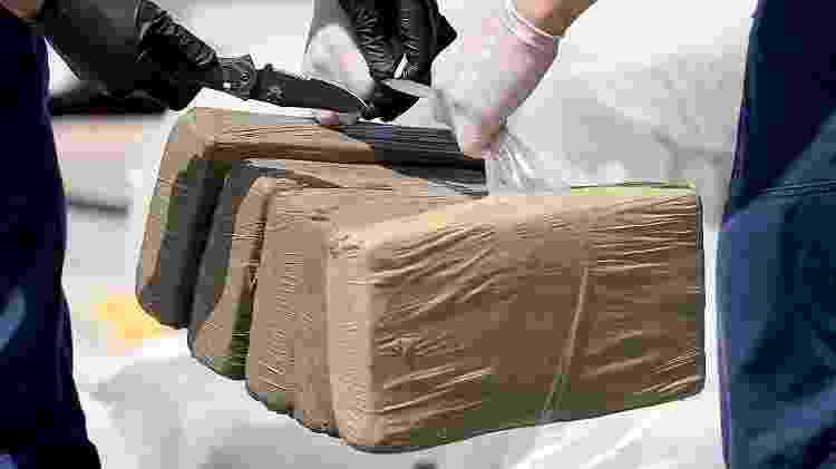 Os Estados Unidos têm diferentes agências para apreensão de drogas e captura de traficantes - Getty Images - Getty Images