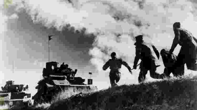 O imposto sobre rendas extraordinárias chegou a 80% na Primeira Guerra e 100% na Segunda Guerra no Reino Unido - Getty Images - Getty Images