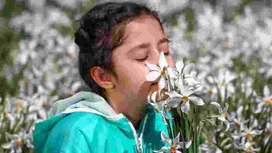 A que se deve a perda de olfato e qual é seu impacto emocional? - Getty Images