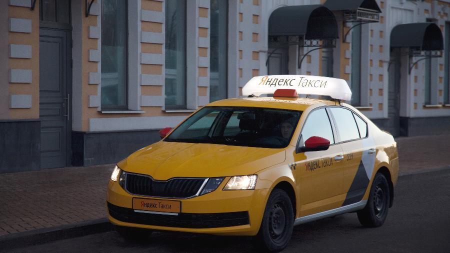 Yandex.Taxi, app de transporte da Rússia - CreativeCommons/Elena Yastrebova