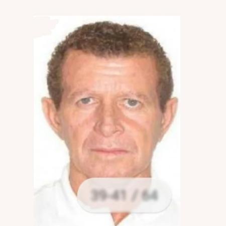 Orlando Marques dos Santos, o Sarará, integrante do PCC - Reprodução