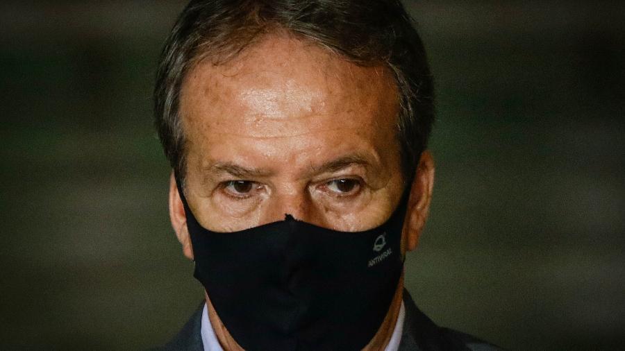 Edson Aparecido (PSDB) disse que se reunirá com a Johnson & Johnson nesta semana - Aloisio Mauricio/FotoArena/Estadão Conteúdo