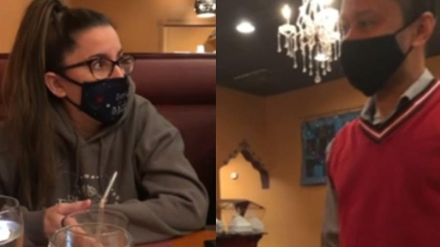 Um garçom no estado norte-americano do Missouri recusou uma gorjeta de R$ 10,6 mil e doou o dinheiro para outra funcionária de um restaurante local - Reprodução/Facebook/RF Home Co by Rescued Furnishings