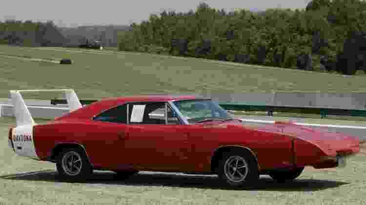 Dodge Charger Daytona  - Divulgação  - Divulgação