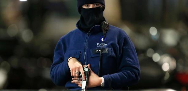 Seis são detidos após operações antiterrorismo na Bélgica, diz imprensa local - Francois Lenoir/Reuters