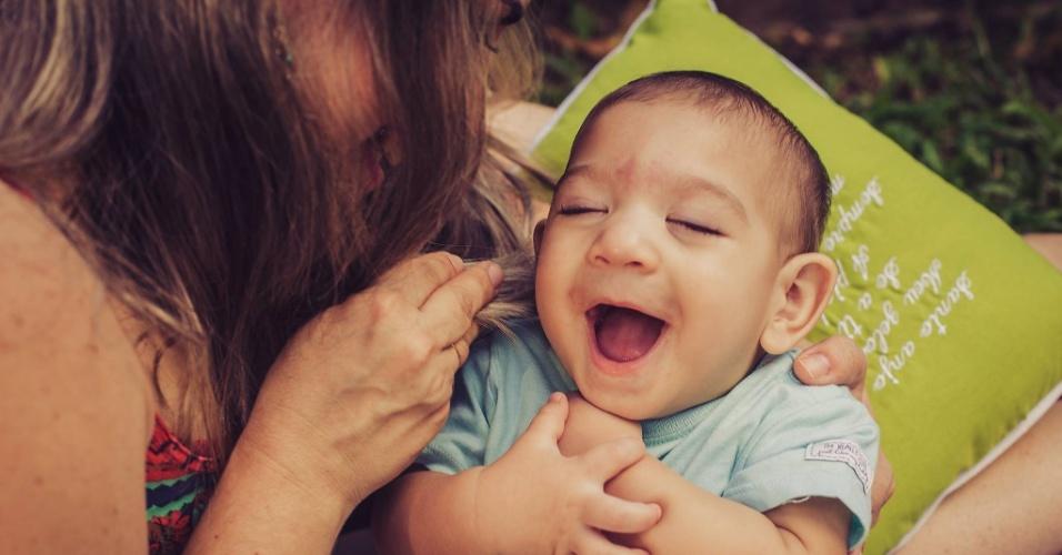 """30.jun.2016 - Para o fotógrafo a microcefalia """"pegou de surpresa"""" centenas de famílias, especialmente em Pernambuco, onde as imagens foram registrads, provocando olhares de preconceito"""