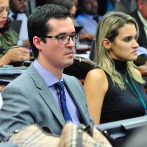 Coordenador da Operação Lava Jato, Deltan Dallagnol - Luis Macedo / Câmara dos Deputados