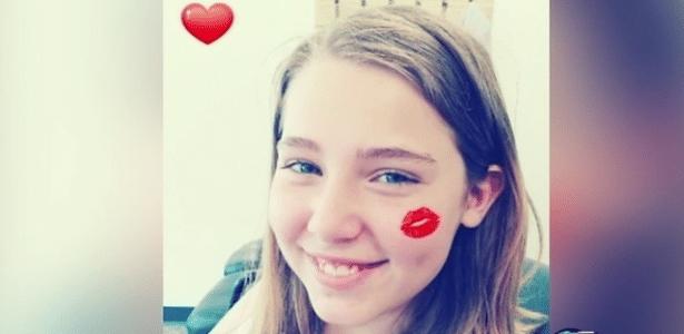Katana, de 13 anos, foi uma das garotas mortas no acidente