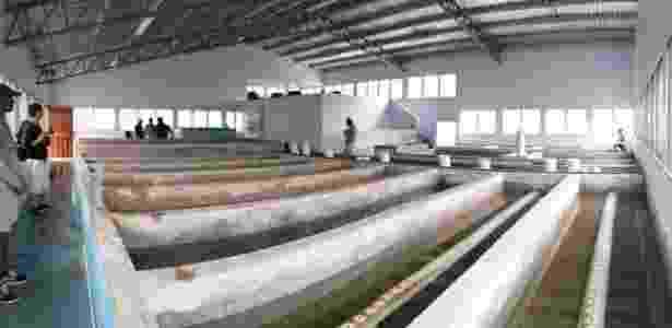 Tecnologia usa produto para aumentar tamanho de partículas e processo de separação por sedimentação em tanques - AguaClara - AguaClara