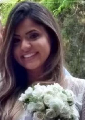 Jackeline Assunção da Silva morreu após ser atropelada por uma moto em Goiás