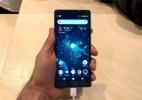 Visual novo e câmera potente: celular top da Sony chega por R$ 3.800 (Foto: Márcio Padrão/UOL)
